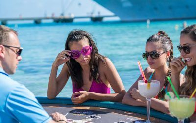The best casinos on luxury cruise lines